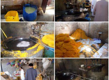 Visit to Nimko Factories in Pishin